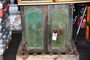 Antique Two Door Safe - Milners Safe
