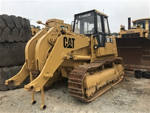 1994 caterpillar 973 crawler loader with bucket and engine rebuild 1994 caterpillar 973 crawler loader with publicscrutiny Choice Image