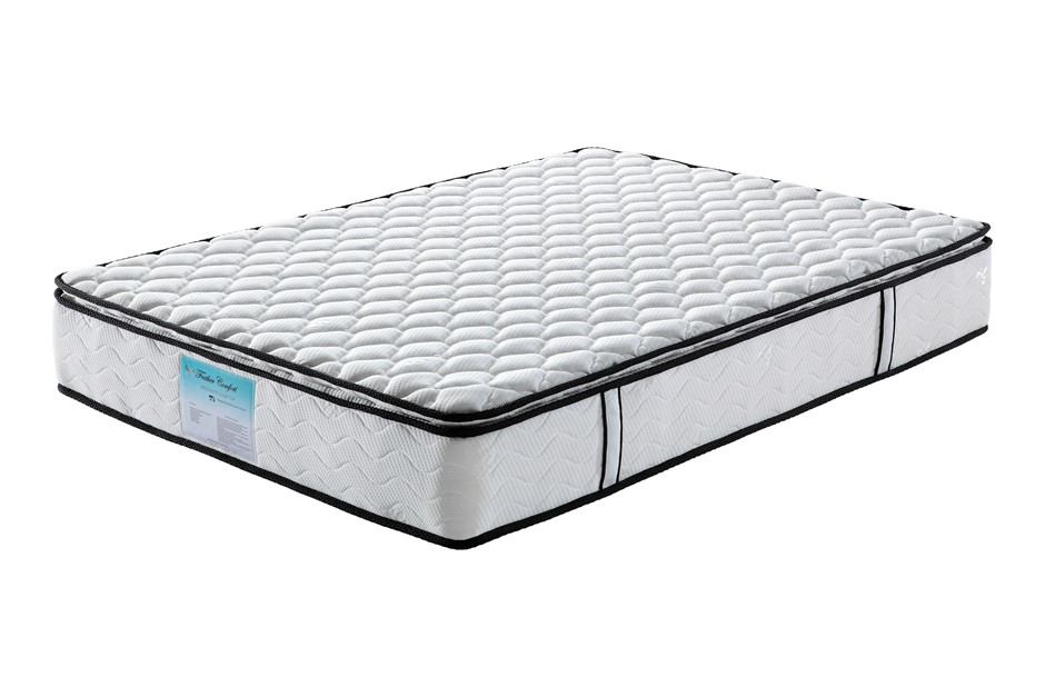 Memory Pillowtop Pocket Spring Mattress - Queen Size
