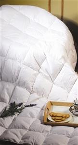 100% White Duck Feather Duvet / Doona /