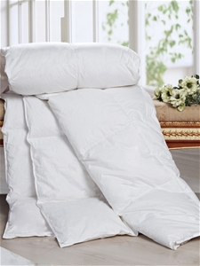 100% White Duck Feather Duvet / Doona /Q