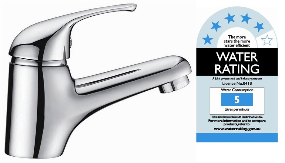 Kitchen Mixer Tap Faucet - Laundry Bathroom Sink
