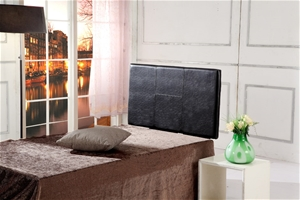 PU Leather Single Bed Headboard Bedhead