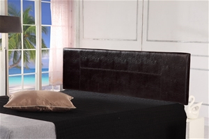 PU Leather King Bed Headboard Bedhead -