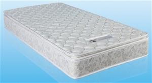 PALERMO Single Luxury Latex Pillow Top T