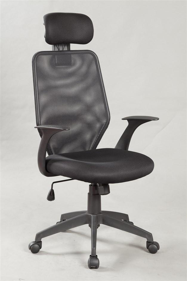 Ergonomic Mesh Memory Foam Office Chair