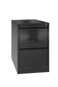 2-Drawer Shelf Office Gym Filing Storage