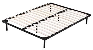 Queen Metal Bed Frame - Bedroom Furnitur