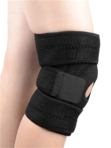 Fully Flexible Adjustable Knee Support B