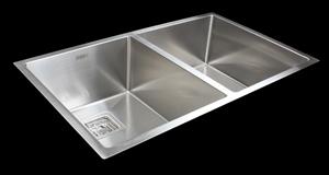 835x505mm Handmade Stainless Steel Under