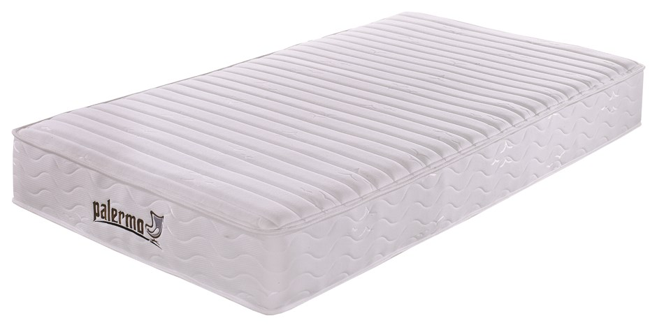 Palermo Contour 20cm Encased Coil Single Mattress