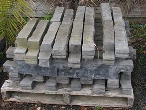 Pallet Rox 50 Walling Blocks Or Garden Edging Ezi Stone Slate