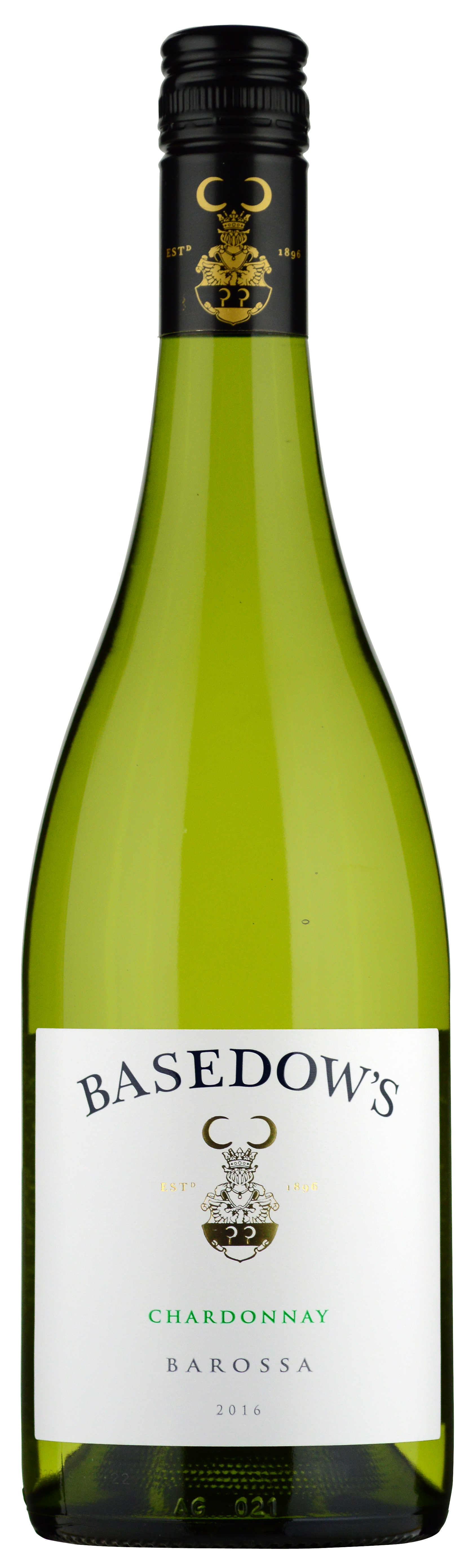 Basedow's Chardonnay 2016 (12 x 750mL) Barossa Valley SA