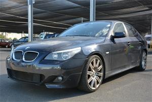 2006 BMW 530i E60 MSport Automatic Sedan Auction 00035026203