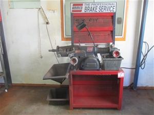 Ammco Brake Lathe >> Ammco Brake Lathe Auction 0007 7016944 Graysonline Australia