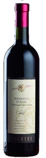 Patrizi Nebbiolo d'Alba 2014 (12 x 750mL), Piedmont, Italy.