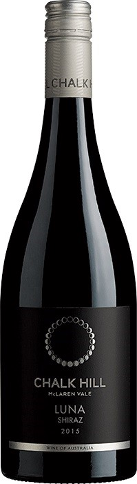 Chalk Hill Luna Shiraz 2017 (12 x750mL), McLaren Vale, SA.