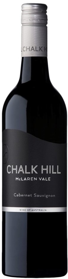 Chalk Hill Cabernet Sauvignon 2014 (12 x 750mL), McLaren Vale, SA.