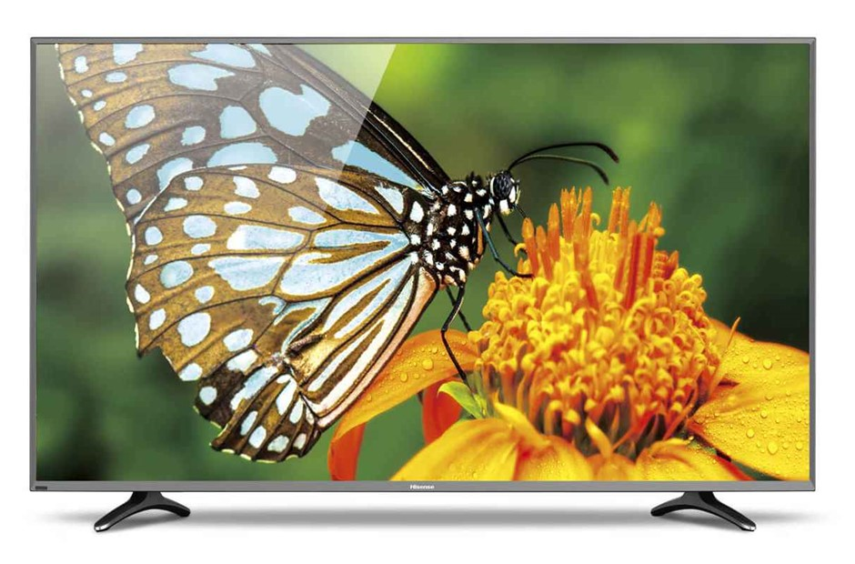 Hisense 58K322UW 58-inch 4K UHD LED LCD Smart TV