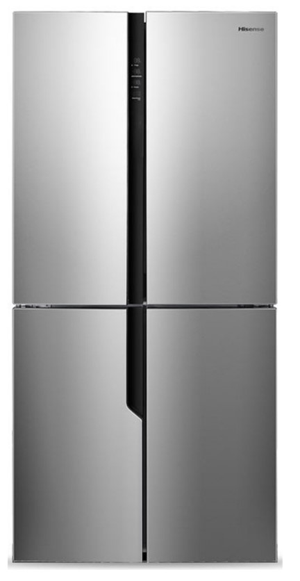 Hisense Stainless Steel 512L French Door Fridge (HR6CDFF512S)