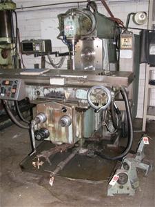 Milling Machine USSR Stankoimport Model 3203, knee type ...