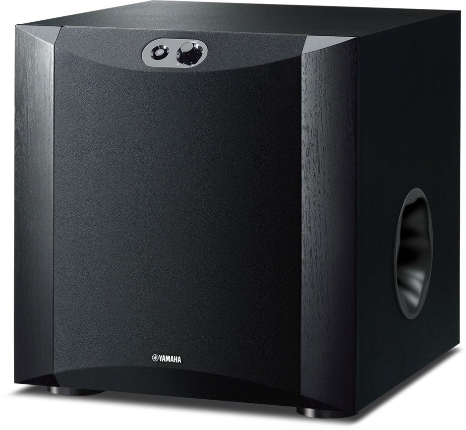 Yamaha NS-SW300B Subwoofer (Black)
