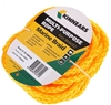 6 x KINNEARS 8mm x 10M Multi-Purpose Marine Braided P/P Rope with Hanging S