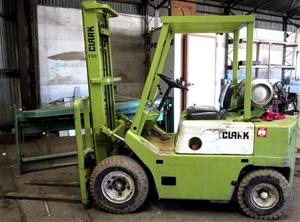 Clark forklift, Model C500 Y50