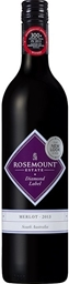 Rosemount Diamond Merlot 2017 (6 x 750mL). AUS.