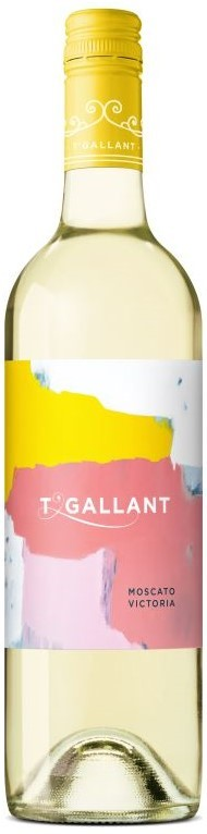 T'Gallant Moscato 2017 (6 x 750mL), VIC.