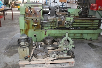 TOS tool and cutter grinder Auction (0091-3001801) | GraysOnline ...