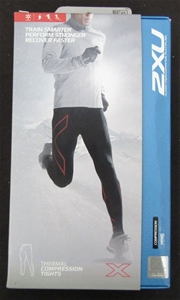 aac99beb5a Mens 2XU Thermal Compression Tights - Size XS Auction (0049-3134871 ...