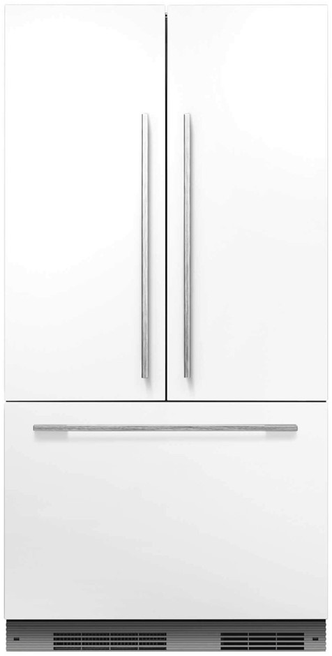 Fisher & Paykel 525L Slide-In Panel Ready French Door Fridge (RS90A1)