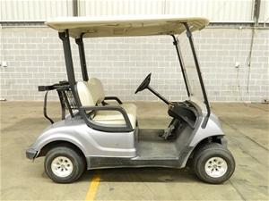 2008 yamaha ydre electric golf cart auction 0006 5003874 for Yamaha golf cart id
