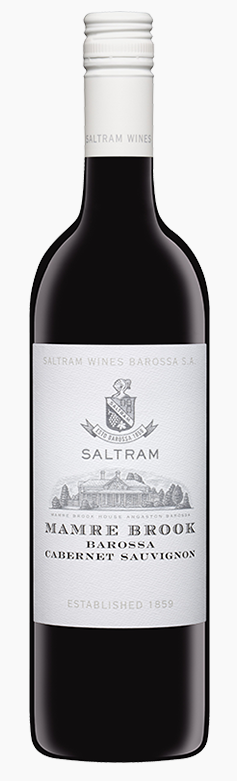 Saltram `Mamre Brook` Cabernet Sauvignon 2016 (6 x 750mL), Barossa, SA.
