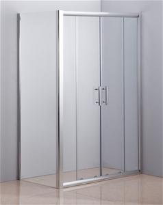 1200 X 700 Sliding Door Safety Glass Sho