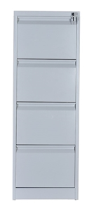 4-Drawer Shelf Office Gym Filing Storage