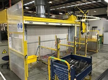 Foaming Machine System