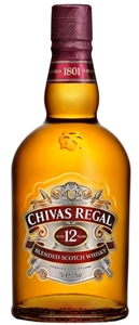 Chivas Regal 12yo Blended Scotch Whisky