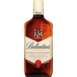 Ballantine's Finest Scotch Whisky (6 x 7