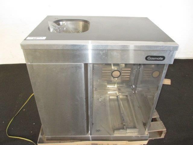 Gasmate Platinum Sink and Fridge Module
