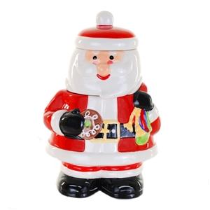 Stoneage Xmas Jolly Cookie Jar Santa 28cm T12684 5 stars, based on 1 ...