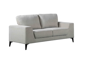 Solid wooden frame Sofa 3 Seater Light G