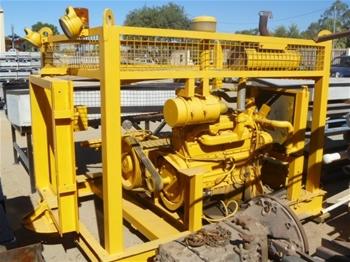 1x Yanmar Diesel Engine, 4TNE 88-SA