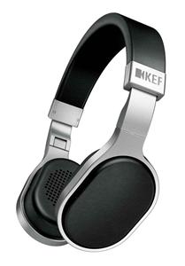 KEF M500 Hi-Fi Headphones (Silver)