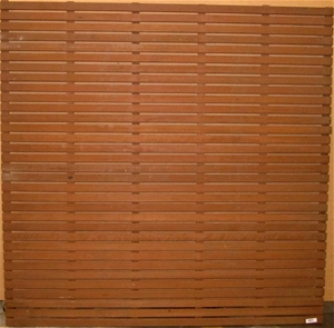 Qty 1 x 1800 x 1800mm Hardwood Screen