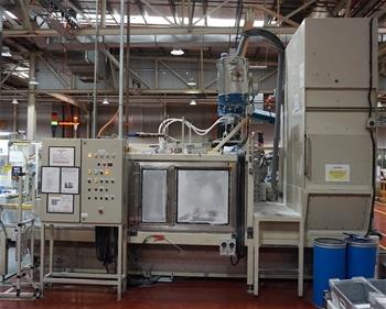 Nordson Powder Flux Applicator Facility