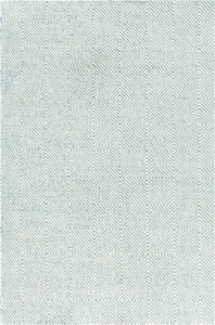 New Rug - MILLIE WOOL Blue - 110 x 160cm