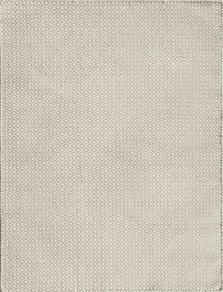 New Rug - MILLIE WOOL Beige - 110 x 160cm