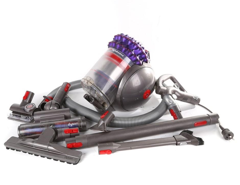 DYSON Cinetic Big Ball Animal Vacuum Cleaner. N.B. Not in original packagin